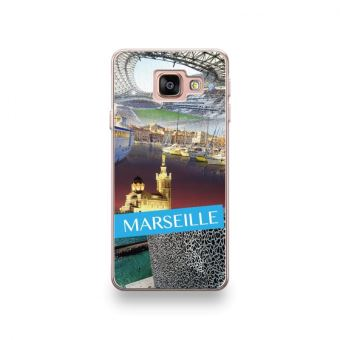 Coque Huawei Mate 10 Pro motif Marseille