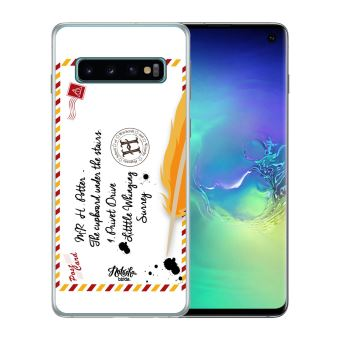 Coque samsung s10 plus harry potter