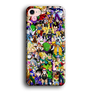Doodle Dragon Balls Sweet Art iPhone 8 3D coque custodia fundas - Coque Iphone 11√coque samsung S8+√coque huawei P30 roccoscope.fr