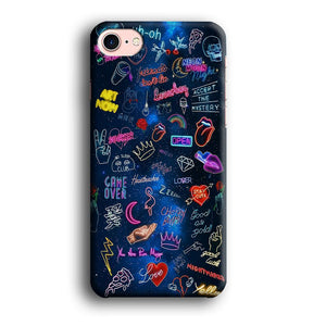 Doodle Space Every Where iPhone 7 3D coque custodia fundas - Coque Iphone 11√coque samsung S8+√coque huawei P30 roccoscope.fr