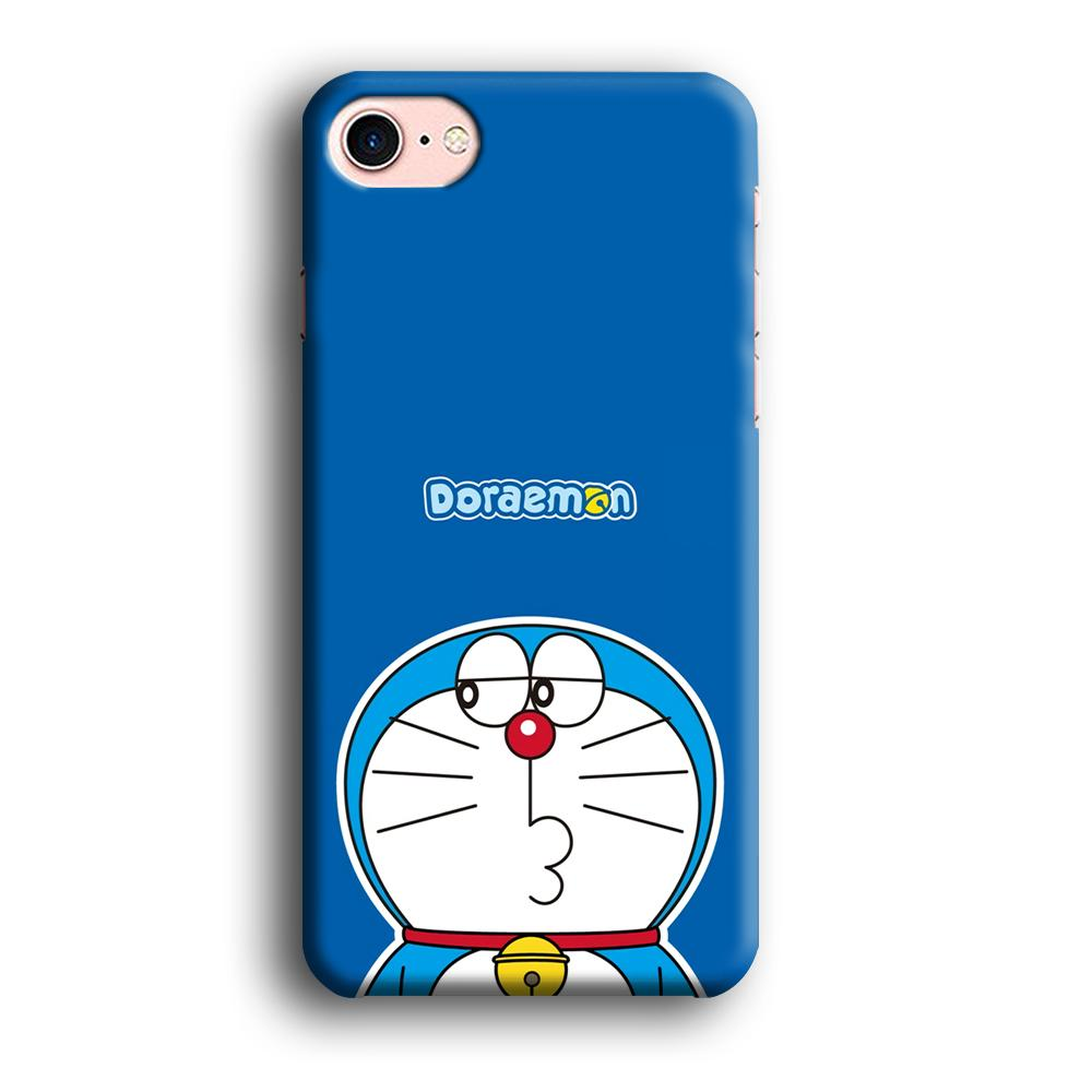 Doraemon Stay Sullen iPhone 7 3D coque custodia fundas - Coque Iphone 11√coque samsung S8+√coque huawei P30 roccoscope.fr