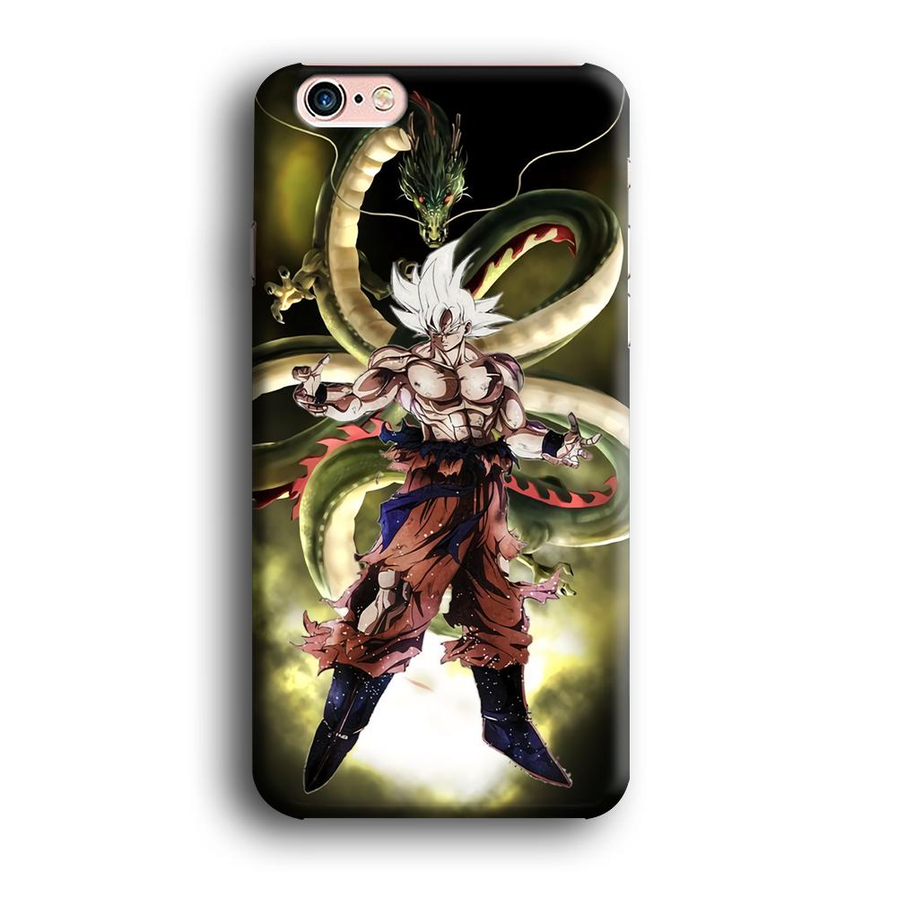 Dragon Ball New Form iPhone 6 | 6s 3D coque custodia fundas