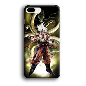 Dragon Ball New Form iPhone 7 Plus 3D coque custodia fundas