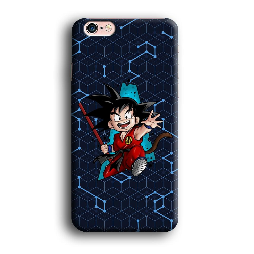 Dragon Ball Spirit of Young Goku iPhone 6 Plus | 6s Plus 3D coque custodia fundas