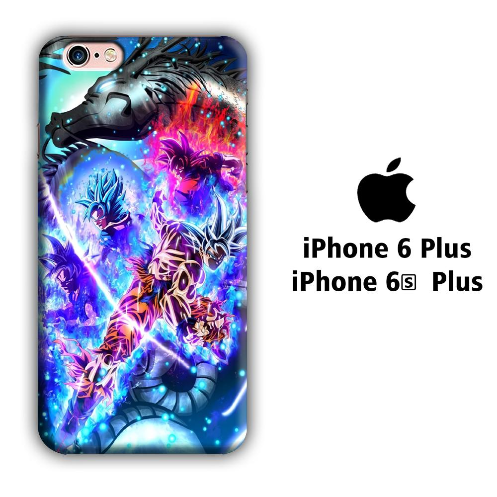 Dragon Ball Z Energize The Dragon iPhone 6 Plus | 6s Plus 3D coque custodia fundas