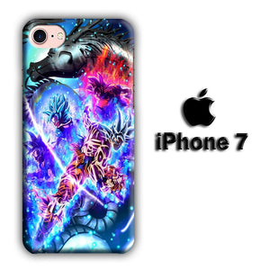 Dragon Ball Z Energize The Dragon iPhone 7 3D coque custodia fundas