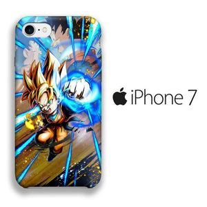 Dragon Ball Z First Super Saiyan iPhone 7 3D coque custodia fundas