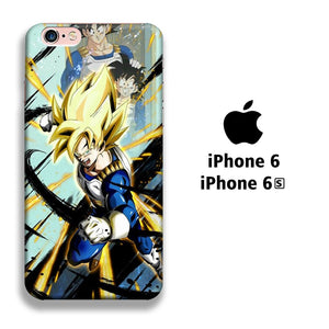 Dragon Ball Z Saiyan Mode iPhone 6 | 6s 3D coque custodia fundas