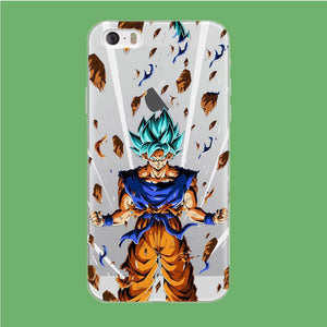 Dragon Ball Z Super Vegeta coque iPhone 5 | 5s Clear