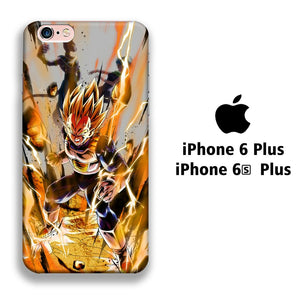 Dragon Ball Z Vegeta Fight iPhone 6 Plus | 6s Plus 3D coque custodia fundas