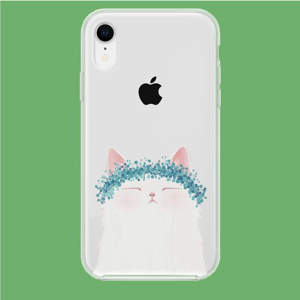 Dreaming in Sunday iPhone XR Clear coque custodia fundas