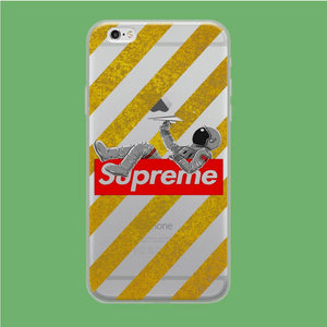 Enjoy Supreme Space coque iPhone 6 Plus | iPhone 6s Plus Clear