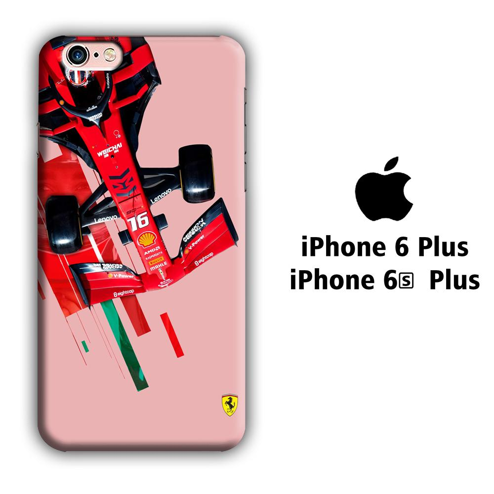 F1 Ferrari Racing Raider iPhone 6 Plus | 6s Plus 3D coque custodia fundas