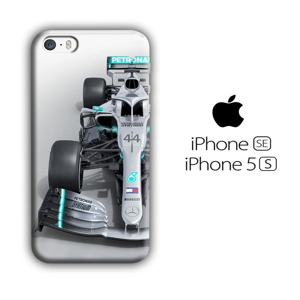 F1 Hamilton's Soul iPhone 5 | 5s 3D coque custodia fundas