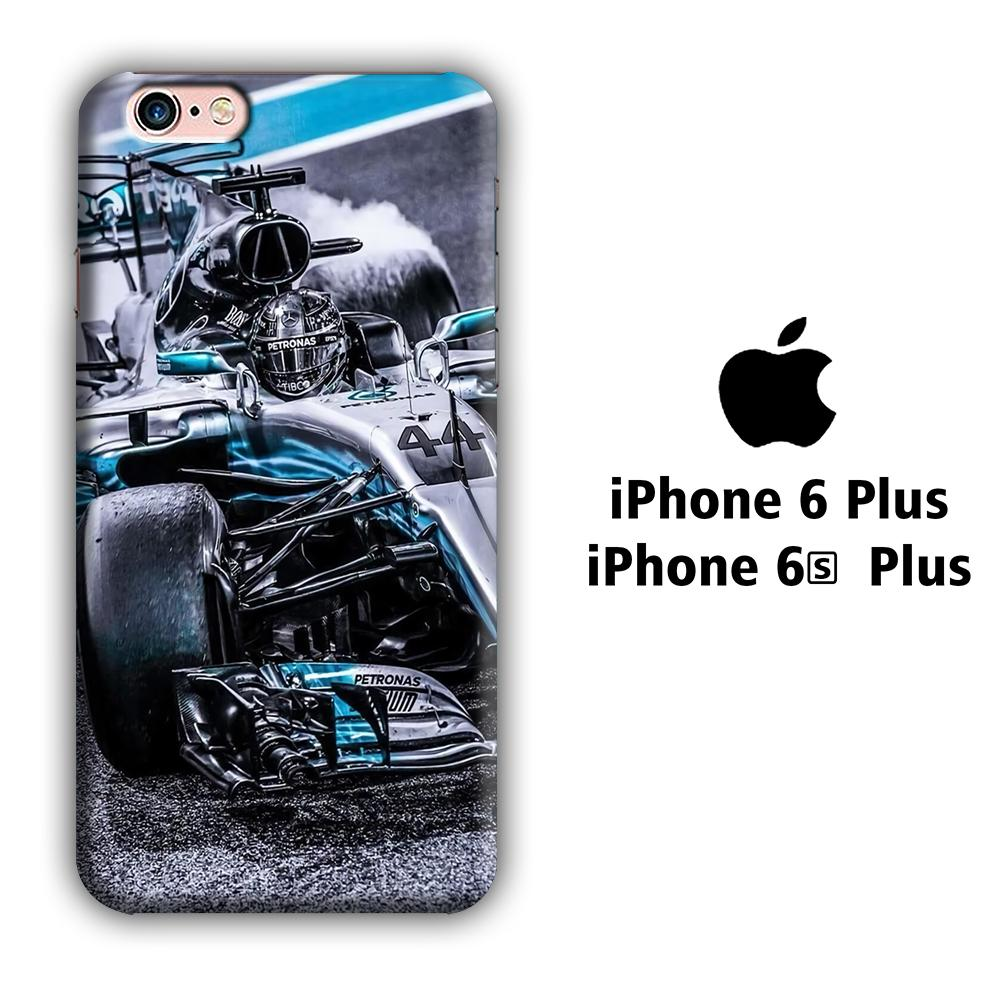 F1 Sharp Turn iPhone 6 Plus | 6s Plus 3D coque custodia fundas