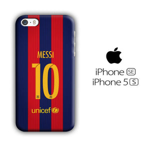 FC Barcelona La Pulga iPhone 5 | 5s 3D coque custodia fundas