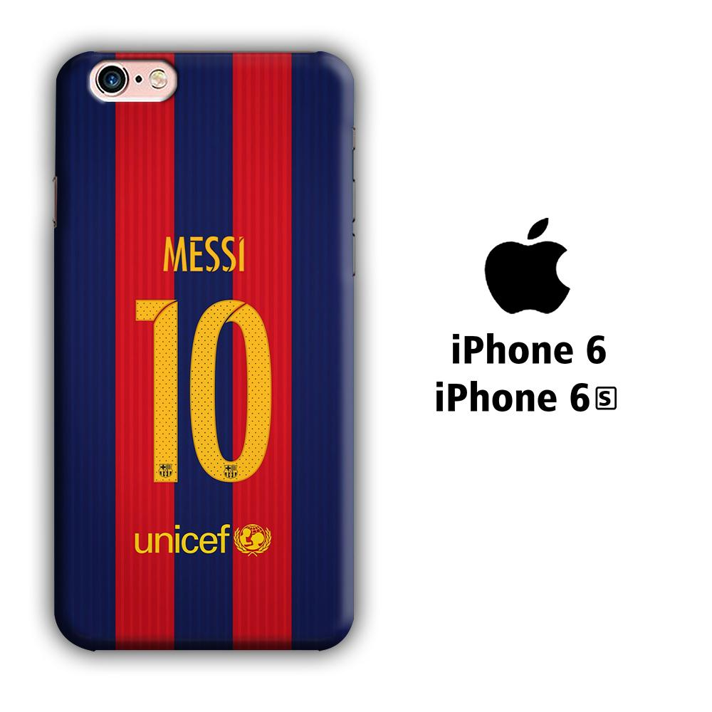 FC Barcelona La Pulga iPhone 6 | 6s 3D coque custodia fundas