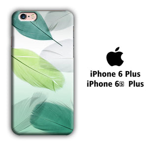 Feather Simple iPhone 6 Plus | 6s Plus 3D coque custodia fundas