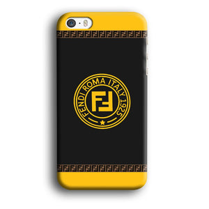 Fendi Ring in Heritage iPhone 5 | 5s 3D coque custodia fundas