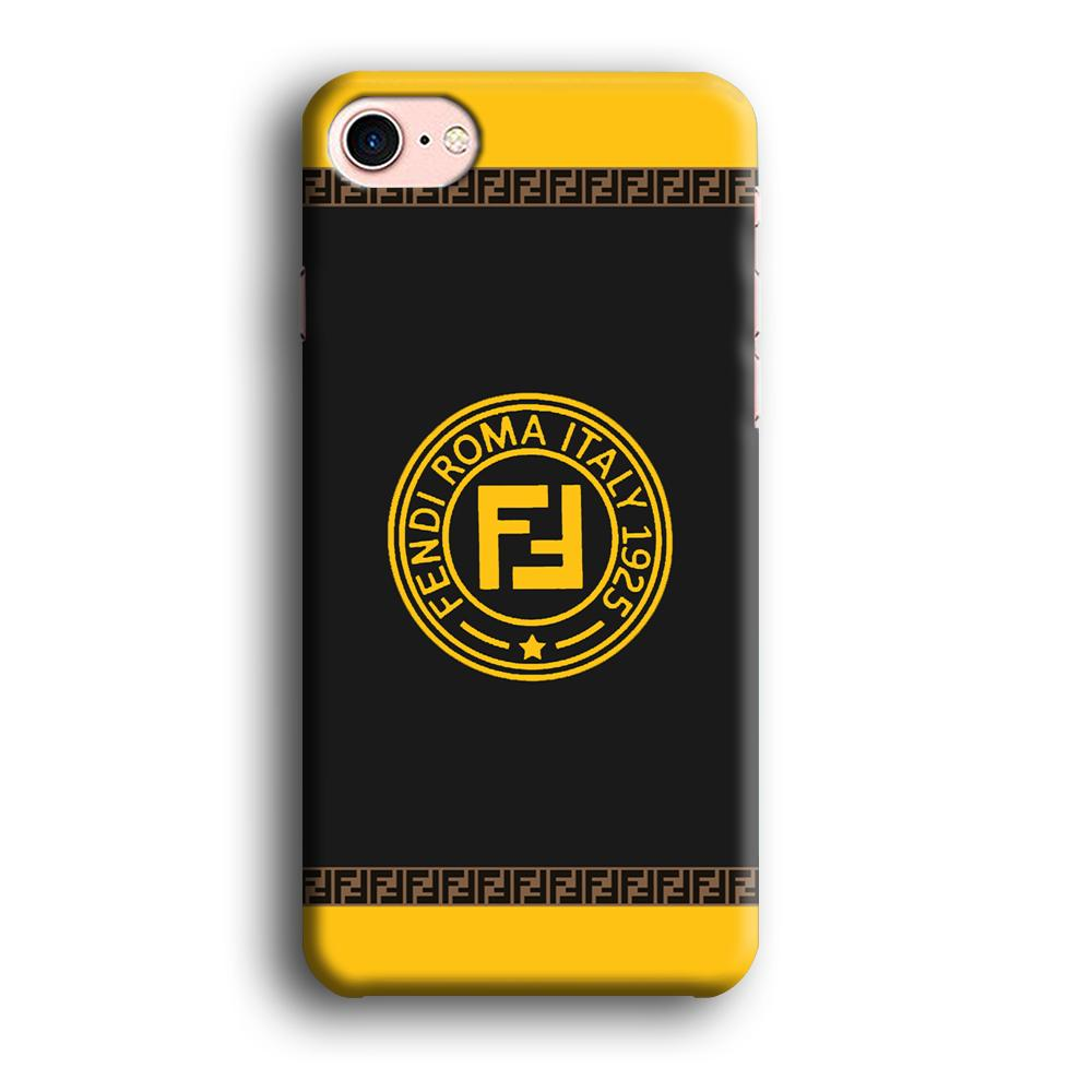 Fendi Ring in Heritage iPhone 8 3D coque custodia fundas