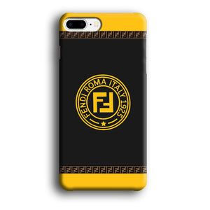 Fendi Ring in Heritage iPhone 8 Plus 3D coque custodia fundas
