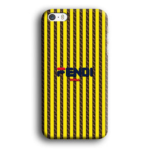 Fendi Roma Emblem Line iPhone 5 | 5s 3D coque custodia fundas