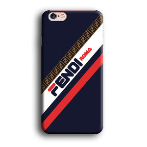 Fendi Stripe Mania iPhone 6 Plus | 6s Plus 3D coque custodia fundas