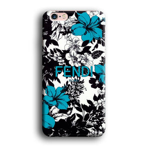 Fendi Taste of Tropical iPhone 6 Plus | 6s Plus 3D coque custodia fundas