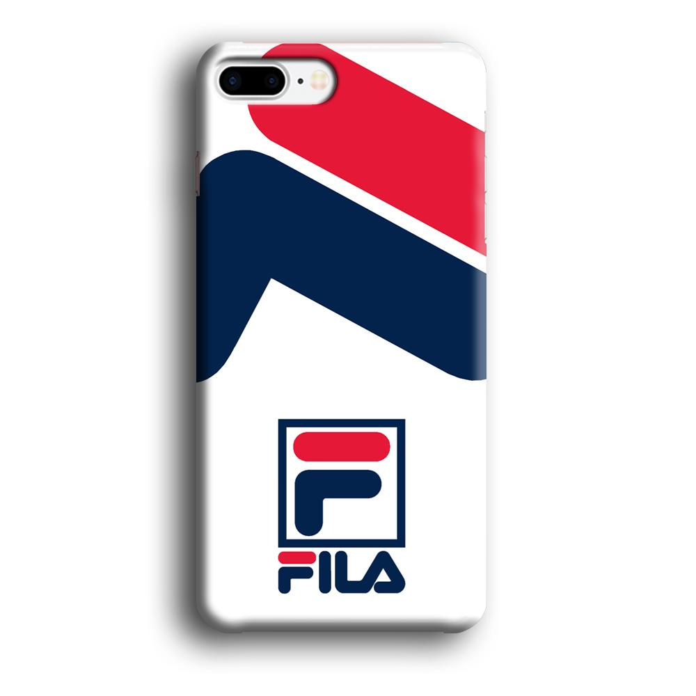 Fila Bold Stamp iPhone 7 Plus 3D coque custodia fundas