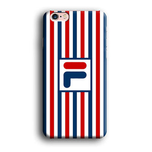 Fila Logo Bars iPhone 6 Plus | 6s Plus 3D coque custodia fundas