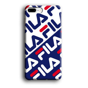 Fila Patern in Slope iPhone 7 Plus 3D coque custodia fundas