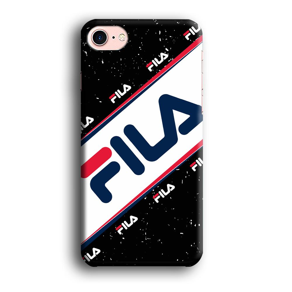 Fila Promenade of Heritage iPhone 8 3D coque custodia fundas