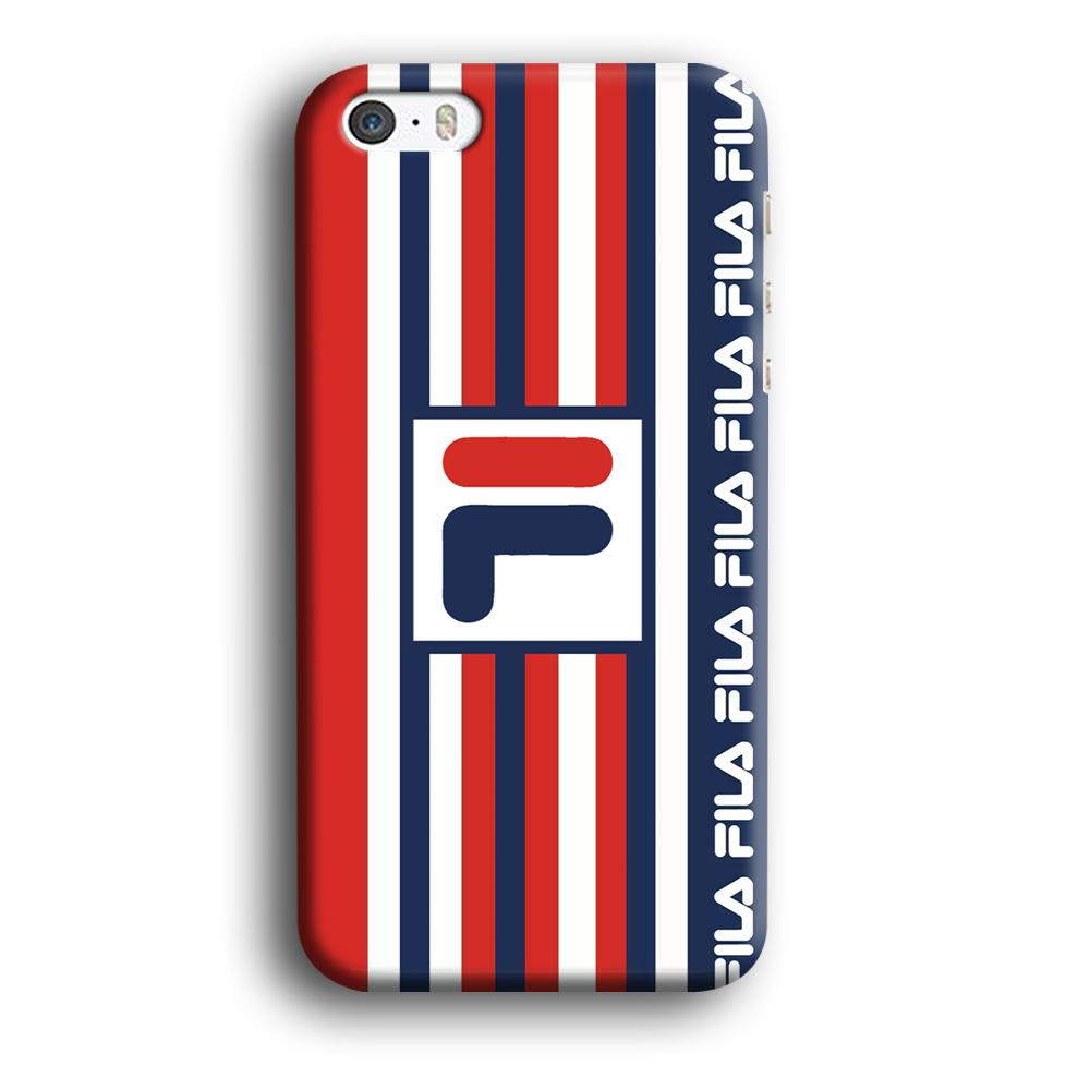 Fila Square and Line iPhone 5 | 5s 3D coque custodia fundas