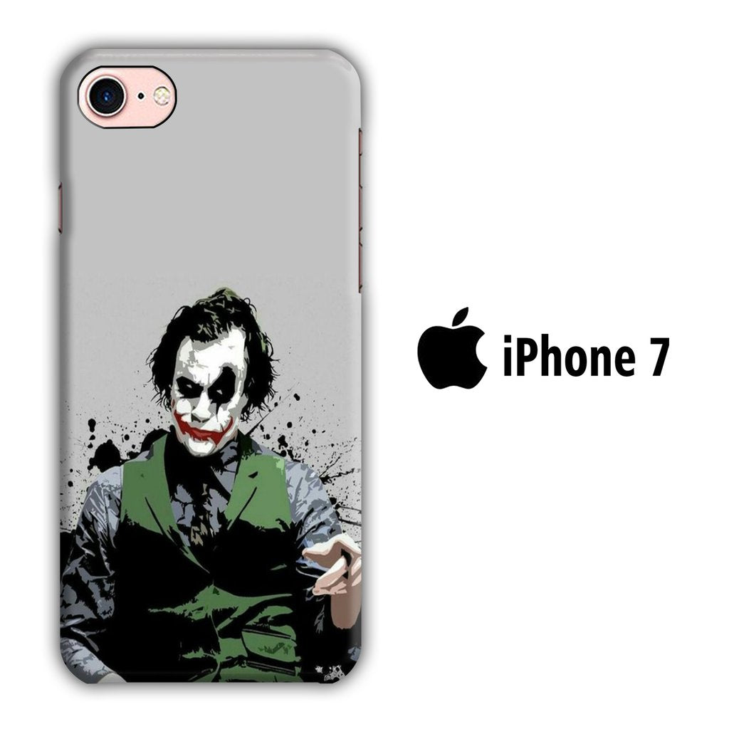 Film Batman Jocker iPhone 7 3D coque custodia fundas