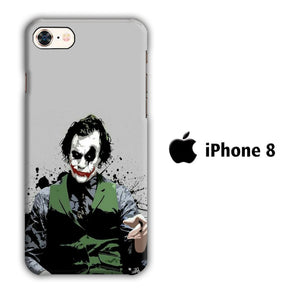 Film Batman Jocker iPhone 8 3D coque custodia fundas