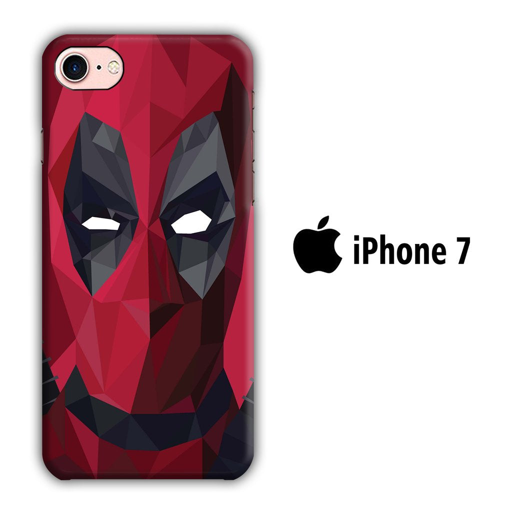 Film Deadpool iPhone 7 3D coque custodia fundas