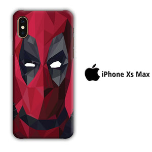 Film Deadpool iPhone Xs Max 3D coque custodia fundas