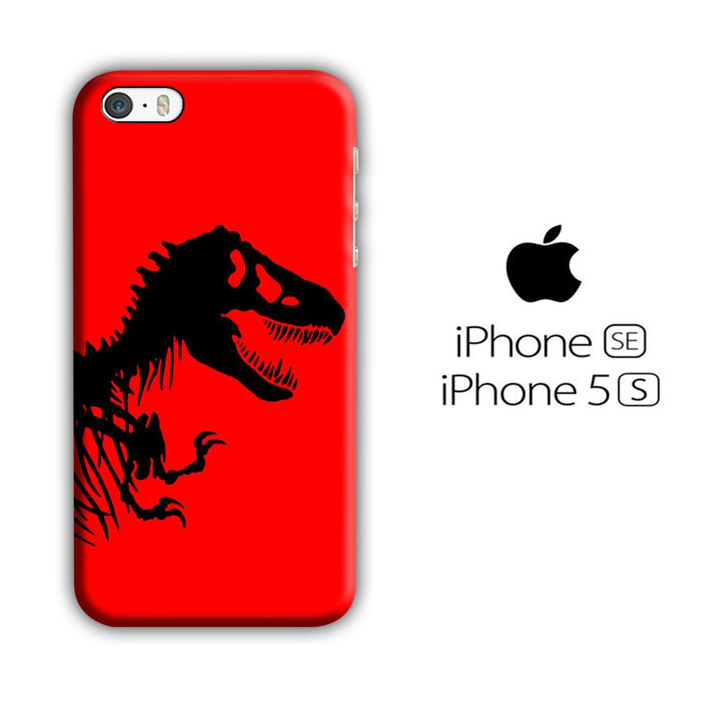 Film Jurrasic Park 003 002 iPhone 5 | 5s 3D coque custodia fundas