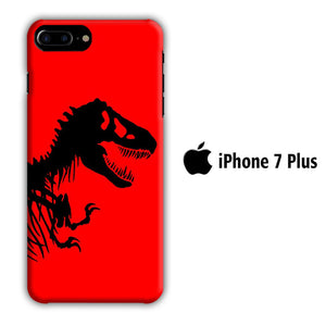 Film Jurrasic Park 003 iPhone 7 Plus 3D coque custodia fundas
