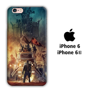 Film Mad Max iPhone 6 | 6s 3D coque custodia fundas