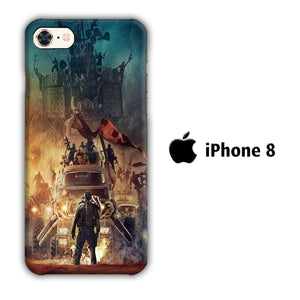 Film Mad Max iPhone 8 3D coque custodia fundas