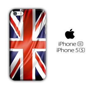 Flag of Great Britain 002 iPhone 5 | 5s 3D coque custodia fundas