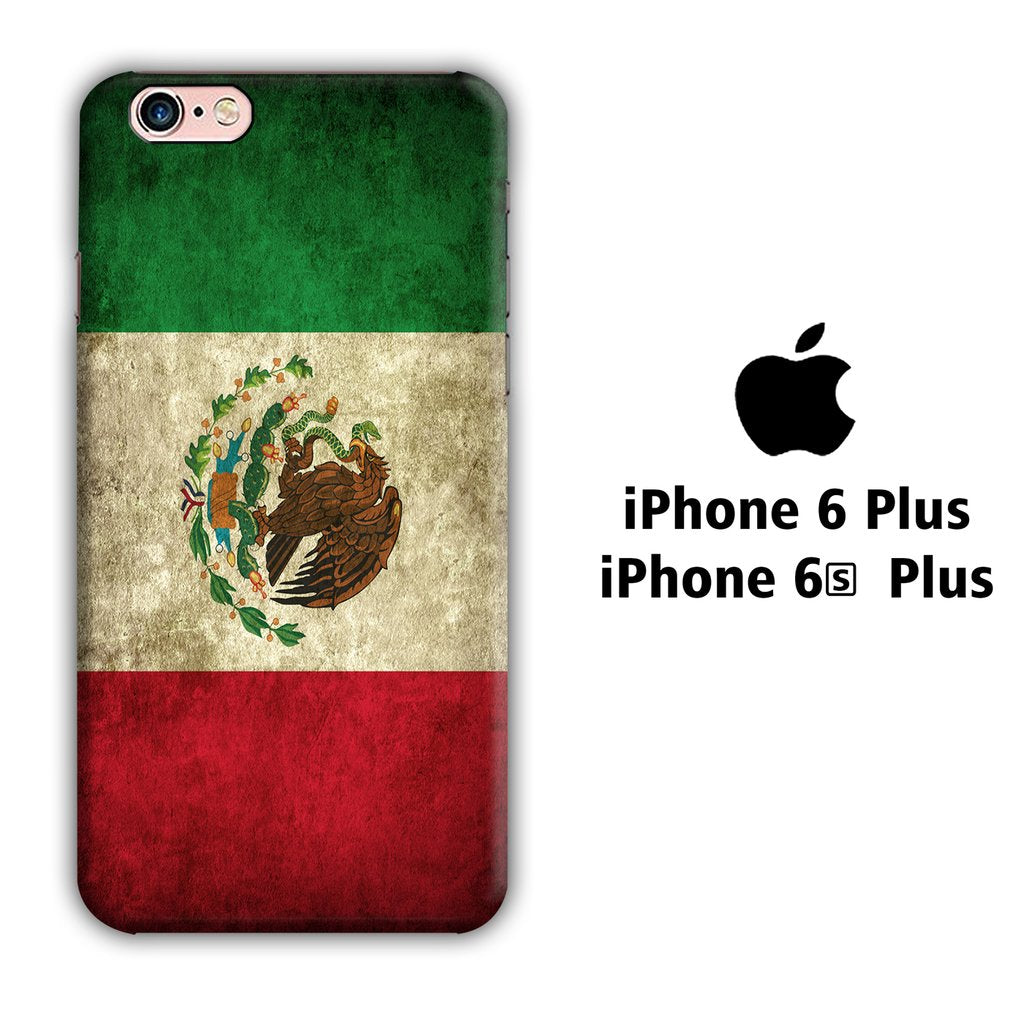 Flag of Mexico 002 iPhone 6 Plus | 6s Plus 3D coque custodia fundas