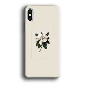Flower Bucket Innocence iPhone Xs Max 3D coque custodia fundas