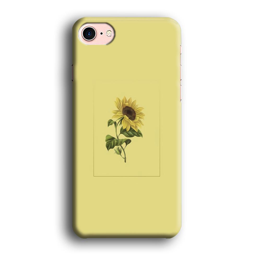 Flower Bucket Passion Absolute iPhone 7 3D coque custodia fundas