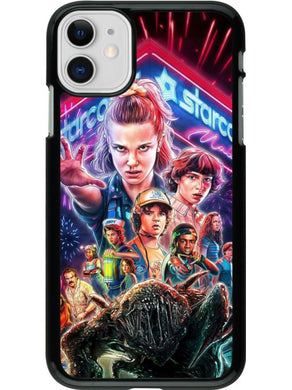 Coque Pour iPhone 11 Pro Max Stranger Things Logo