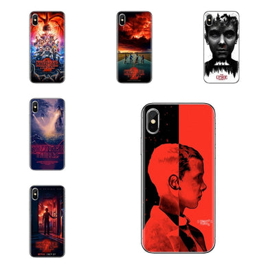Coque Samsung Galaxy S4 Strangers Things Poster