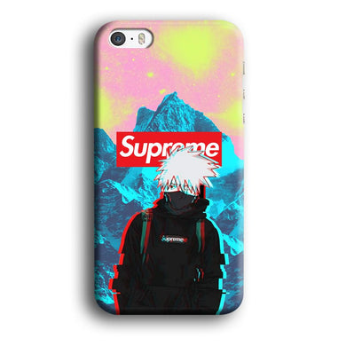 Supreme Kakashi Colour Exposure iPhone 5 | 5s 3D coque custodia fundas