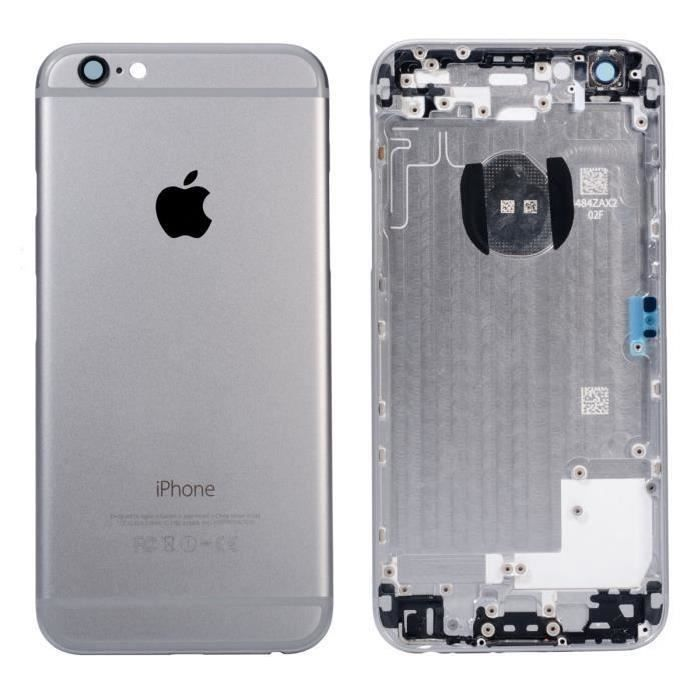 chassis coque arriere iphone 6 plus