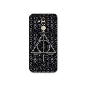 Coque pour Huawei Mate 20 Lite Silhouettes de Quidditch Harry Potter .  Licence officielle Harry Potter